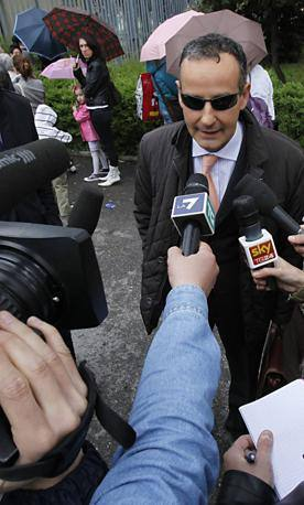 L'interrogatoriodi Luigi Martinelli