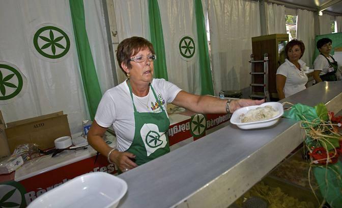 La Bèrgem fest di Alzano Lombardo