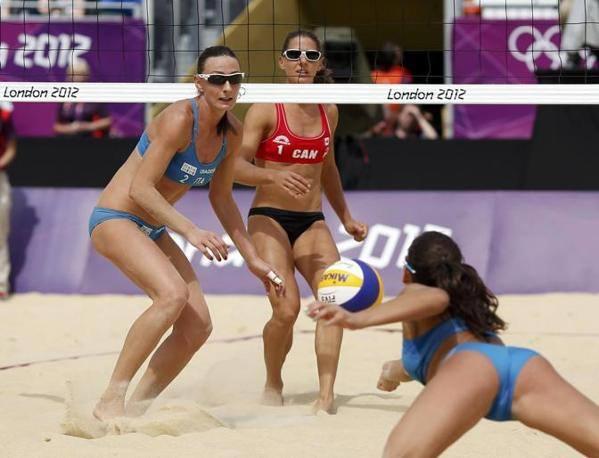 Greta Cicolari alle Olimpiadi