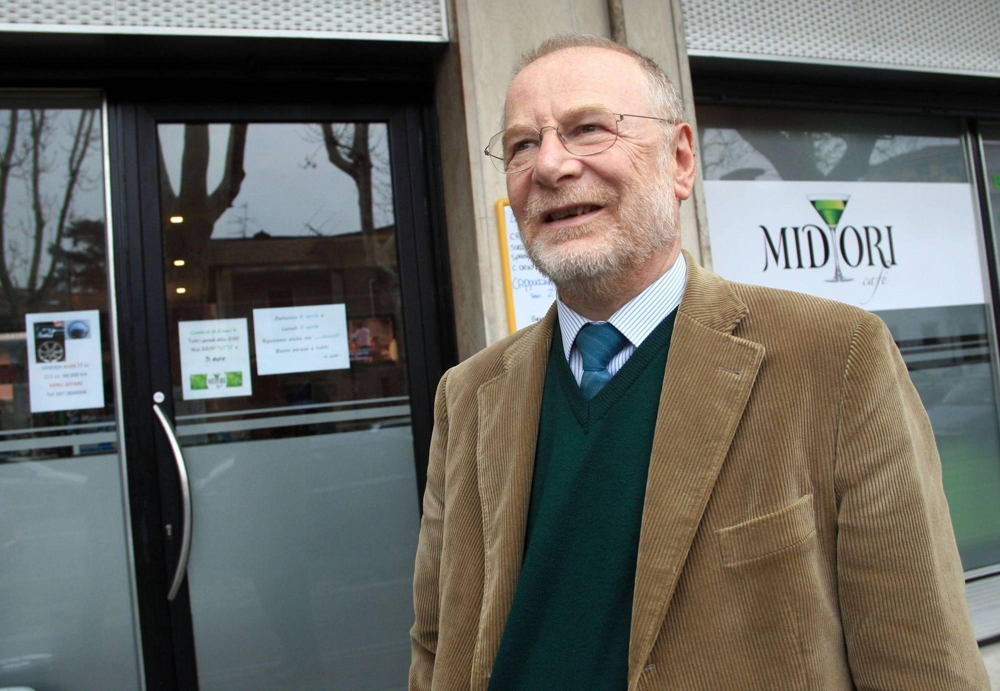 L'ex parlamentare leghista Sergio Rossi (Fotogramma)