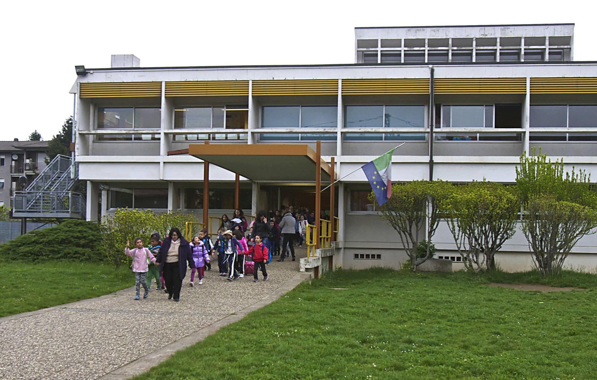 La scuola primaria Don Milani della Grumellina