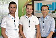 Stefano, andrea e Marco Bellini