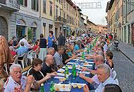 La cena nel cuore di Borgo Santa Caterina