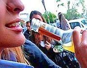 In aumento l'abuso di alcol tra i ragazzi