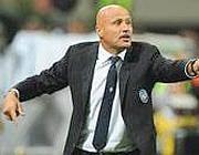 l'allenatore dell'Atalanta Stefano Colantuono
