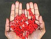 Oltre 100 casi di nuovi ammalati all'anno di Aids