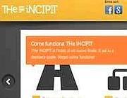 Un'anteprima del sitoThe Incipit