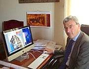 Il sindaco di Treviglio Beppe Pezzoni