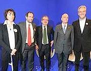 I candidati alla Lombardia