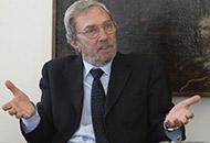 Cesare Zonca, presidente del Credito Bergamasco