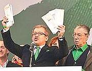 Bobo Maroni e Umberto Bossi