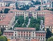 L'area degli ospedali Riuniti