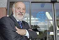 Il direttore generale dell'Azienda Ospedaliera Bolognini, Amedeo Amadeo (Fotogramma)