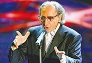 Franco Battiato al Festival Pianistico di Bergamo e Brescia