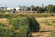 L'area dell'ex cava Vailata
