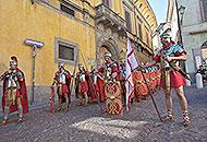 La rievocazione storica per Sant'Alessandro
