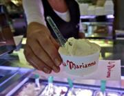 Il famoso gelato alla stracciatella della Marianna
