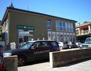 I carabinieri in banca