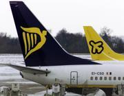 Un aereo della compagnia Ryanair