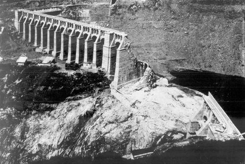 Il disastro della diga del Gleno