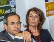 Umberto Ambrosoli e Nadia Ghisalberti