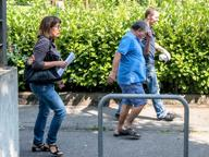 Il delitto di Seriate: «Frugava in casa, ho visto l'assassino in faccia»