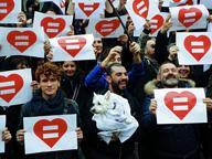 Coppie gay, il veto di Pontida: «Privilegiamo la famiglia tradizionale»