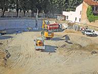 «Modifichiamo piazza Setti Un parco per i bambini invece del teatro all'aperto»