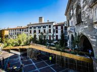 Maestri del Paesaggio a Tremaglia: «Passerella accessibile a chi ha difficoltà motorie»