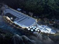 Sanpellegrino, quattro star dell'architettura in gara per ridisegnare la fabbrica dell'acqua