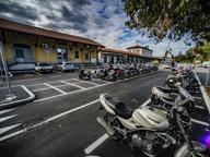 In stazione il nuovo parcheggio per le moto