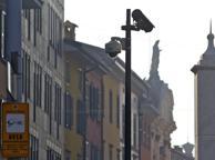 Bergamo, telecamere a quota 107 Treviglio, obiettivi sui punti caldi