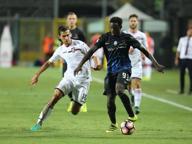 Pesa la sconfitta con il Palermo L'Atalanta annulla l'amichevole