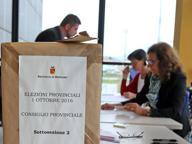 Elezioni provinciali, Forza Italia cresce e congela l'asse col Pd