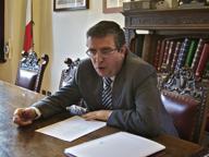 Paladina-Villa d'Almè, l'ira di Milesi: «Adesso la Provincia risponda»