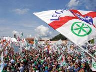 Immigrati, maxi manifesti della Lega contro Gori