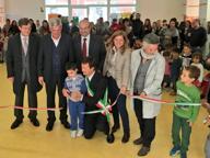 Finiti i lavori alla scuola Munari L'inaugurazione a Redona