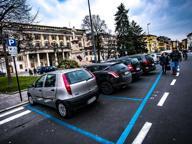 Il nuovo piano della sosta a Bergamo Strategie a strisce