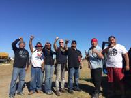 Spirito del Pianeta, da Chiuduno al North Dakota al fianco dei Sioux /Foto