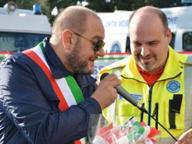 Il dono dei volontari di Casirate Soccorso Un defibrillatore in piazza