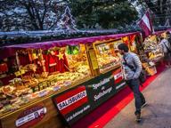 Piazzale Alpini, sabato 19 novembre si accende il Villaggio di Natale