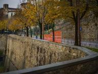 Il cantiere bloccato sulle Mura Leggerezze pesanti