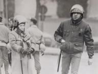 «Mazinga, poliziotto con umanità»L'omaggio degli ultrà da tutta Italia