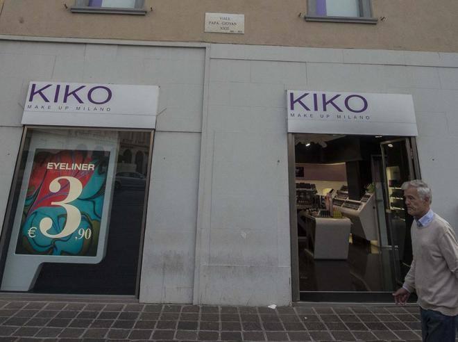 Kiko vince la causa tra negozi l arredamento non si for Corriere arredamento